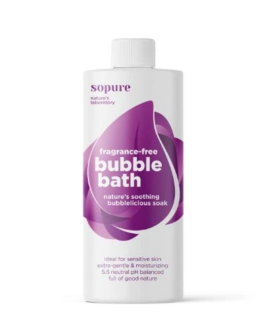 Fragrance-Free Bubble Bath – 1 Litre